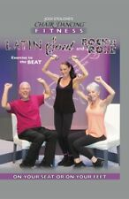 CHAIR DANCING LATIN SOUL AND ROCK N ROLL SENIOR DVD CITIZEN OLDER ADULT NEW