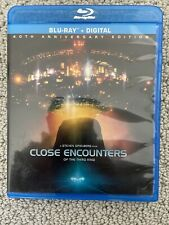 Close Encounters of the Third Kind 40th Anniversary Edition Used Blu Ray 2 disc