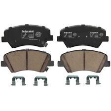 Disc Brake Pad Set Front Federated D1543C
