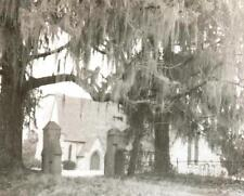 4 photos, WW2 era Statesburg SOUTH CAROLINA, Mrs White estate & Negro cook shack