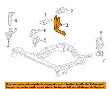 GM OEM Engine Motor Transmission-Strut Rear Bracket 24504390