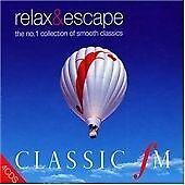 Classic Fm: Relax & Escape (2004) - 4 CD Box Set