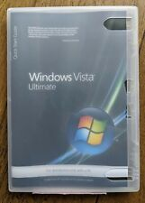 Microsoft Windows Vista Ultimate 64-Bit Complete Operating System Full Version