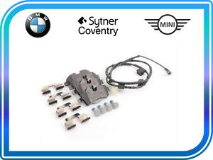 S/'adapte Mini Cooper S ALL4 COUNTRYMAN R60 1.6 APEC Plaquettes Frein Avant Wear sensor
