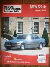 525tds E39 96- Revue Technique Bmw Etat - Destock Occas