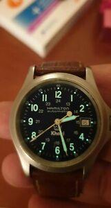 Hamilton Khaki Field King 9823 Automatic Men's Watch