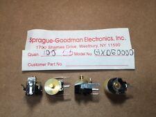 (Qty = 1) GXD60000 – Sprague, 6pF – 60pF 100V, Ceramic Variable Capacitor