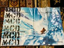 Andy Irons Surfing Banner rare