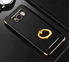 Ultra-thin Hard Case Cover Finger Ring Holder For Samsung S6 S7 edge plus S8 S8+