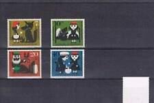 Duitsland Bund postfris 1960 MNH 340-343 - Wohlfahrt / Marchen