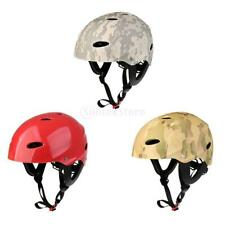 Safety Water Sports Helmet   for Kayak Canoe Water Skiing Sailing Surfing