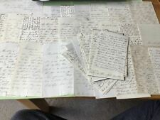 More details for strickland 1842 - 1851 approx 34 letters mostly from harrington  ref 51193