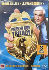 THE NAKED GUN TRILOGY DVD NEW and SEALED