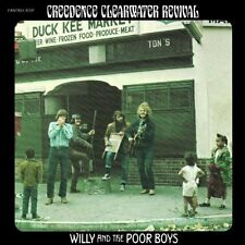 Creedence Clearwater Revival Willy and the poor boys (1969) [CD]