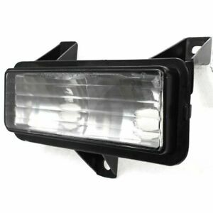 Parking Light Right Chevrolet C1500 89 90 91  TYC 12-1557-01 M4
