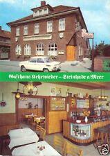 AK, Steinhude am Steinhuder Meer, Gasthaus Kehrwieder, zwei Abb., um 1980
