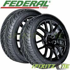 Federal SS-595 All-Season Radial Tire 245//40R18 93W