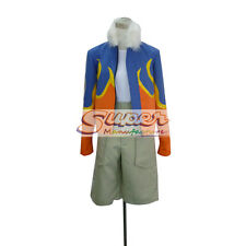 Digimon Adventure Daisuke Motomiya Davis Motomiya Uniform Cosplay Costume