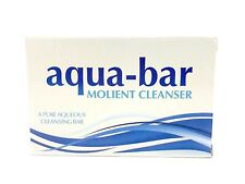6 Pack - AquaBar AQUEOUS CREAM Foaming WASH BAR 120g Soap Substitute +1 FREE