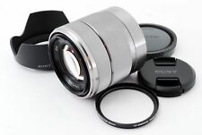 Sony 18-55mm f/3.5-5.6 OSS SEL1855 for E-Mount Nex & Alpha Cameras [Exc #672444