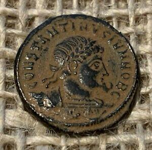 Constantine II, AE follis, Antioch. 330-335 AD.