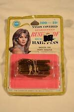 1968 Solo Nylon Covered Rustproof Hairpins Pack Of 100 NIP