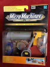 Micromachines Salto En El Túnel Móvil Hasbro 2001