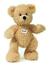 Steiff Fynn Teddy Bear EAN 111679 Cuddly Beige Stuffed Animal Plush 16 Inch
