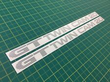 Toyota Corolla GT Twin cam 20 AE101 side replacement decals stickers