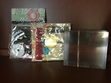 Scrapbooking/Card Making Set, CD Frame Kit, (5) CD Cases