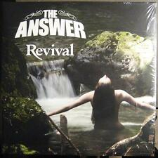 "THE ANSWER ""REVIVAL"" - 2lp-phasedepleinecapacitéopérationnelle"