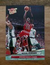 1992-93 Fleer Ultra Michael Jordan Card #27