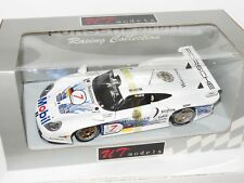 1/18 UT MODELS PORSCHE 911 GT1 #7 MOBIL FIA GT 1997 Y. Dalmas/B. Wollek