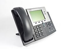 Cisco 7941g Unified Ip Phone Voip Phone Poe Business Telephone Cp 7941g