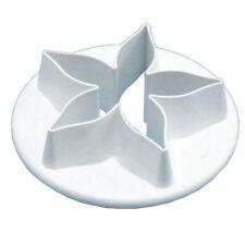 PME Chico Cáliz Flor Cortador Plástico Glaseado Decoración Pasta Azúcar