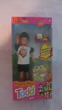 Happy Meal Todd Figure Twin Brother Of Stacie & Jewelry By Mattel 1993  NEW t115