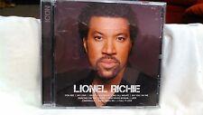 Lionel Richie Icon 2012 Motown Records cd2775