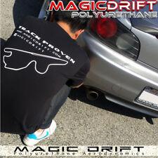 MagicDrift Japan Fuji Raceway Race Track Proven Black T-shirt L Tee JDM