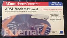 3Com HomeConnect ADSL Modem Ethernet 3CP3647 NIB
