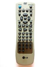 LG TV/DVD COMBI REMOTE CONTROL battery hatch missing