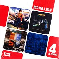 Marillion – 4 Albums 4CD Box Set 2011 EMI Music France-5099967980024-NEW