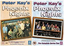 Peter Kay's Phoenix Nights All 12 Complete Episdoes Dave Spikey Brand New DVD