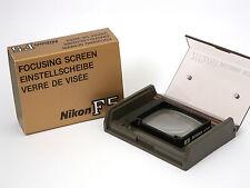 Schermo di Messa a Fuoco Nikon Tipo B x F5 - Nikon F5 B-Type Focusing Screen (E)