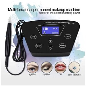 Permanent Make Up Gerät / Pigmentiergerät Derma Pen PMU Gerät Maschine