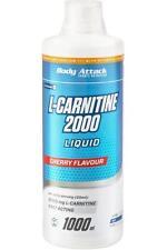 Body Attack L-carnitine Liquid 2000 1000ml