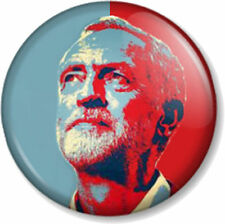 JEREMY CORBYN - HOPE - 1 inch / 25mm Button Badge - Labour Protest Trident Left