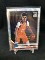 2019 Optic Fanatics Silver Wave Holo Prizm Rated Rookie Cameron Johnson #200 Z86