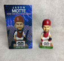 Cardinals Jason Motte Mini Bobblehead Springfield SGA St Louis MLB New!