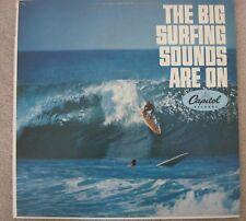 Big Surfing Sounds Are On Capitol PRO2658 Mono RARE Promo Beach Boys Dick Dale