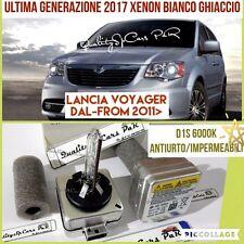 2 Lampadine XENON D1S LANCIA VOYAGER 2011> fari 6000K RICAMBIO Luci Abbaglianti